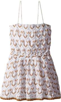 Missoni Kids Lace Lame Dress Girl's Dress