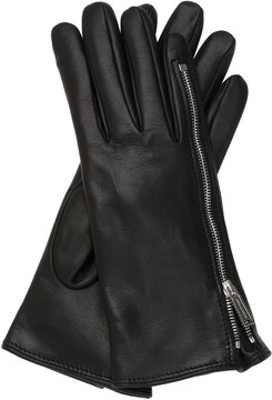 DSQUARED2 Zip-Up Nappa Leather Gloves