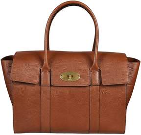 Mulberry Foldover Tote
