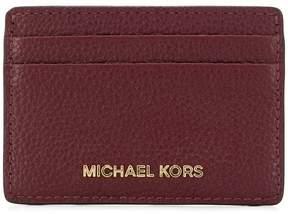 MICHAEL Michael Kors logo plaque card holder