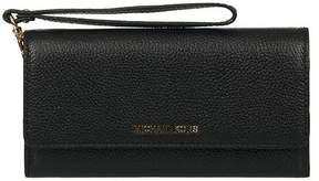 Michael Kors Women's Mercer Wallet - BLACK - STYLE