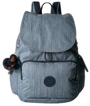 Kipling City Pack Bags - INDIGO BLUE - STYLE