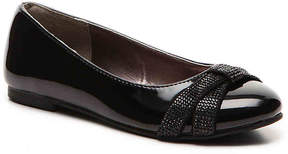 Kenneth Cole Reaction Girls Vote Bling Youth Flat