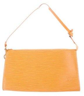Louis Vuitton Epi Pochette Accessoires - YELLOW - STYLE