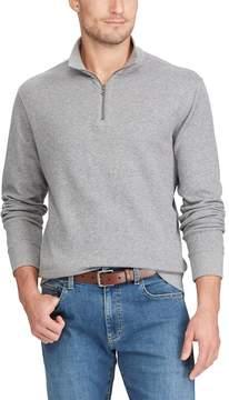 Chaps Men's Classic-Fit Reversible Quarter-Zip Pullover