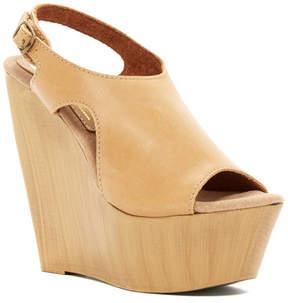 Sbicca Tullane Platform Wedge Sandal