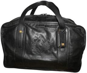 Loewe Leather 48h bag