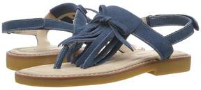Elephantito Fringes Sandal Girls Shoes