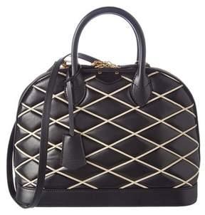 Louis Vuitton Black Malletage Leather Alma Pm. - NO COLOR - STYLE