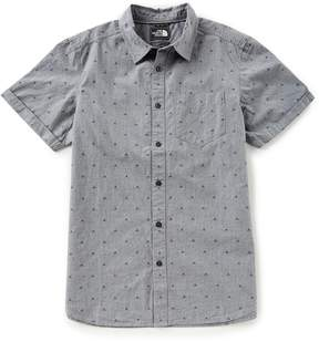 The North Face Short-Sleeve Bay Rail Jacquard Shirt