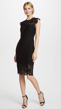 Rachel Zoe Suzette Fitted Dress