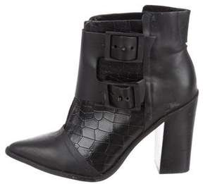 Tibi Piper Ankle Boots