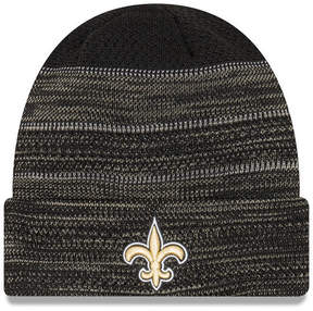 New Era New Orleans Saints Touchdown Cuff Knit Hat