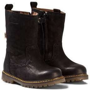 Bisgaard Boots Black