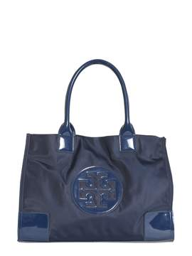 Tory Burch Ella Mini Shopping Bag - BLU - STYLE