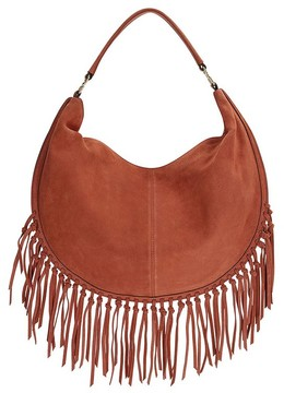 Rebecca Minkoff Rapture Large Convertible Hobo - RED - STYLE