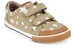 Hanna Andersson Boy's Star-Print Sneakers