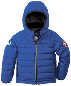 Canada Goose Kids' Bobcat Hooded Jacket, Royal Blue