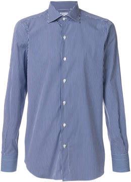 Finamore 1925 Napoli striped shirt