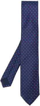 Corneliani woven pattern tie