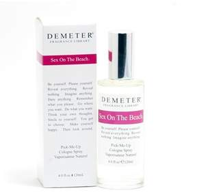 Demeter Sex On The Beach Ladies Cologne Spray.
