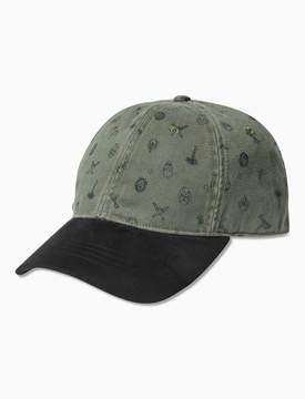 Lucky Brand HAPPY GO LUCKY HAT