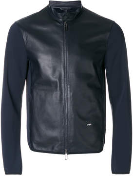 Emporio Armani zip-up jacket