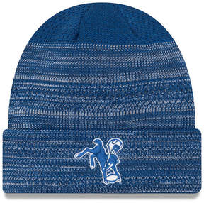 New Era Indianapolis Colts Touchdown Cuff Knit Hat