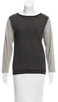 Dries Van Noten Striped Wool Sweater