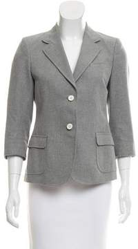 Boy By Band Of Outsiders Structured Notch-Lapel Blazer