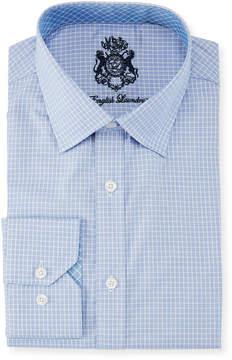 English Laundry Classic-Fit Check Dress Shirt
