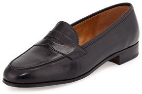 Gravati Calf Leather Penny Loafer
