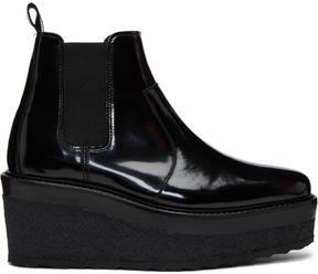 Pierre Hardy Black Jodhpur Boots