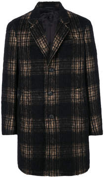 Caruso single breasted coat