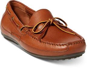 Polo Ralph Lauren Men's Roberts Tumbled Leather Drivers Men's Shoes