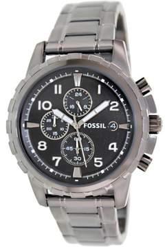Fossil Dean FS4721 Grey Dial Watch