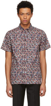 Paul Smith Multicolor Floral Shirt