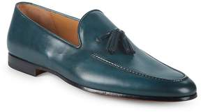 Saks Fifth Avenue by Magnanni Men's Tassel Leather Loafers