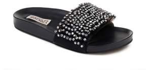 Badgley Mischka Horton Crystal Embellished Sandal