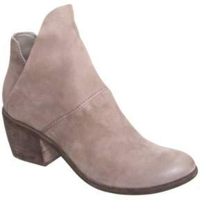 Dolce Vita Salena Mid Heel Bootie - Grey Nubuck