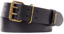 Polo Ralph Lauren Military Burnished Leather Belt