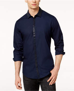 INC International Concepts I.n.c. Men's Shine Shirt, Created for Macy's