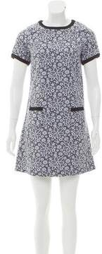 Erin Fetherston ERIN by Floral Print Mini Dress