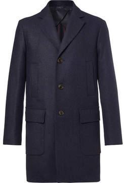 Hackett Mcintyre Wool Coat