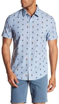 Original Penguin Grillin' Short Sleeve Slim Fit Shirt
