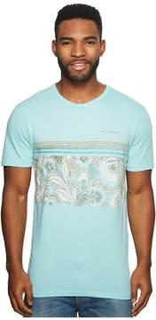 VISSLA Mongo Short Sleeve Knit Top Men's Clothing