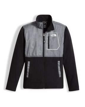 The North Face Boys' Glacier Track Jacket, Gray, Size XXS-XL
