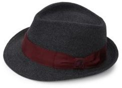 Robert Graham Herringbone Fedora