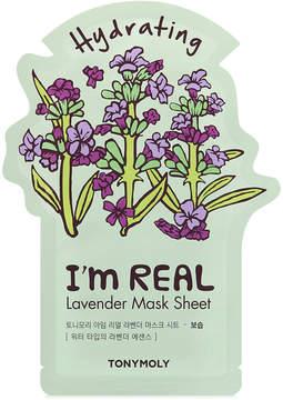 Tony Moly Tonymoly I'm Real Sheet Mask - Lavender (Hydrating)