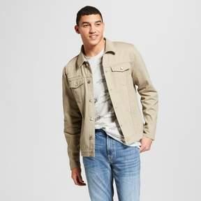 Jackson Men's Patchwork Denim Trucker Jacket Sand